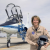 Virgin Galactic's newest pilot, Kelly Latimer. credits: NASA