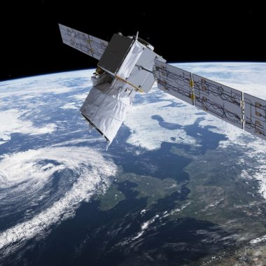 ESA's Aeolus wind mission